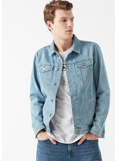 Mavi Frank Vintage Jean Ceket İndigo